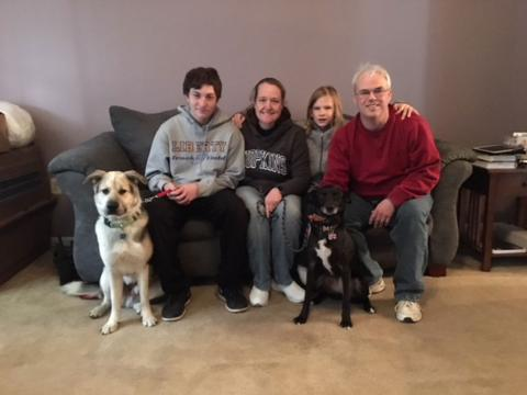 McGregor Adopted!